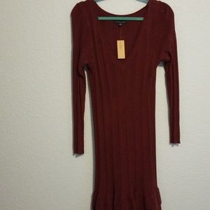 American Eagle Outfitters Dresses - American Eagle large knitted dress
